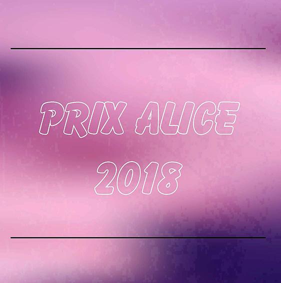 Visuel Prix Alice 2018
